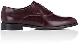 Barneys New York Women's Leather Oxfords - Wine