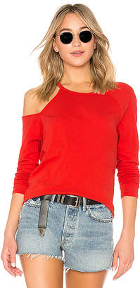LAmade Lee Cutout Long Sleeve Tee