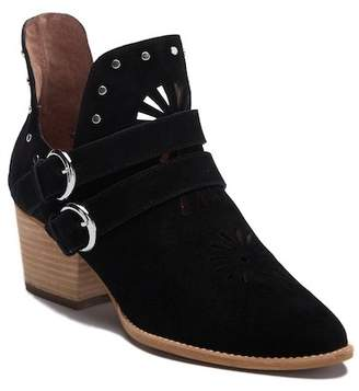 Linea Paolo West Perforated Bootie
