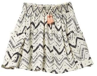 Jessica Simpson Printed Skirt (Toddler & Little Girls)