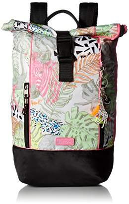 Sakroots Women's Kota Vista Rolltop Backpack