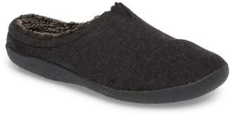Toms Berkeley Slipper with Faux Fur Lining