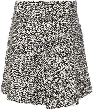 Schumacher Dorothee printed short skirt