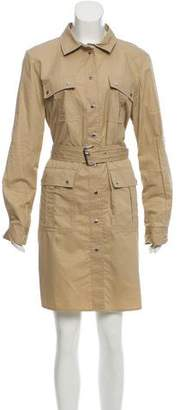 MICHAEL Michael Kors Belted Mini Dress