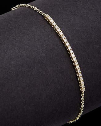 Meira T 14K 0.24 Ct. Tw. Diamond Tennis Bracelet