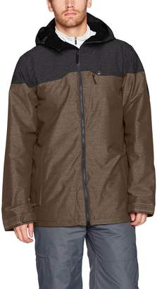 Volcom Men's Prospect Insulated Jacket, L