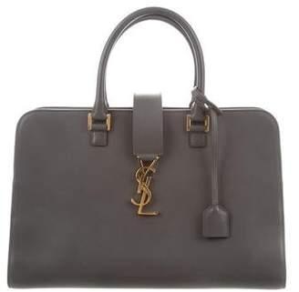 Saint Laurent Medium Cabas Monogram Bag