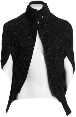 Preen Black Polyester Jackets