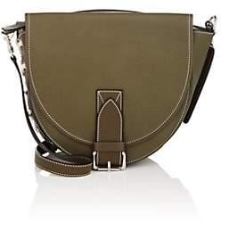 J.W.Anderson Women's Bike Leather Shoulder Bag - Khaki