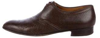 Church's Embossed Derby Shoes