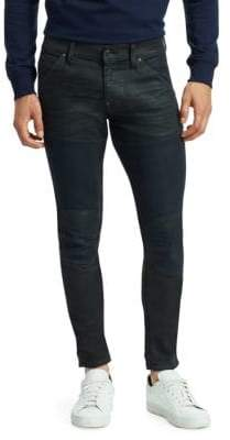 G Star 5620 3D Zip Knee Super Slim Jeans
