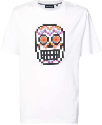 Mostly Heard Rarely Seen 8-Bit Muertos Skull T-shirt