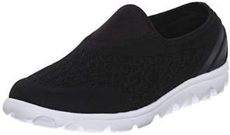 Propet Women's Travelactiv Slip-On Fashion Sneaker $35.99 thestylecure.com