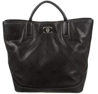 Chanel Caviar Quilted Tote Black Caviar Quilted Tote