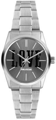Zadig & Voltaire Women's Spring 2018 Analog Quartz Bracelet Watch, 36mm