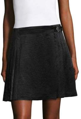 Opening Ceremony Pleated Mini Skirt