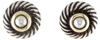 David Yurman Pearl Color Classics Earrings