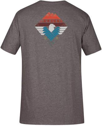 Hurley Men's Surfin Bird Graphic-Print T-Shirt