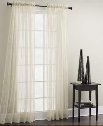 "Croscill Cavalier 40"" x 108"" Sheer Tailored Window Panel"