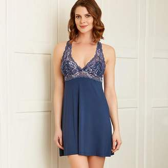 Fleurt Fleur't Whispers of Love Lace Chemise