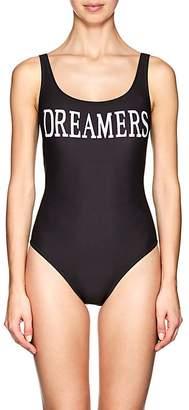 """Alberta Ferretti Women's """"Dreamers"""" One-Piece Swimsuit"""