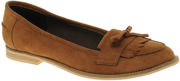 ASOS MADGE Suede Loafer