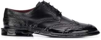 Dolce & Gabbana vintage brogue shoes
