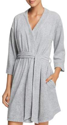 Natural Skin Zayna Micro Terry Short Robe