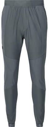 Under Armour Vanish Hybrid Tapered Panelled Stretch-Jersey Sweatpants
