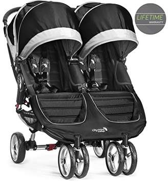 Baby Jogger City Mini Double Stroller Black