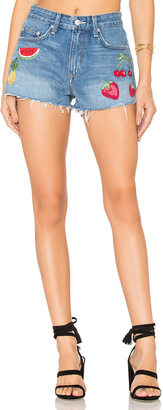 Lovers + Friends x REVOLVE Jack High-Rise Shorts $138 thestylecure.com