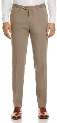 Valentini Stretch Cotton-Silk Classic Fit Trousers - 100% Exclusive $295 thestylecure.com