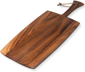 Ironwood Gourmet Rectangular Large Paddle Serving and Cutting Board