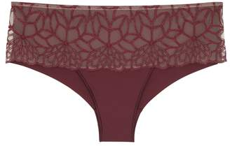 Simone Perele Java Embroidered Briefs