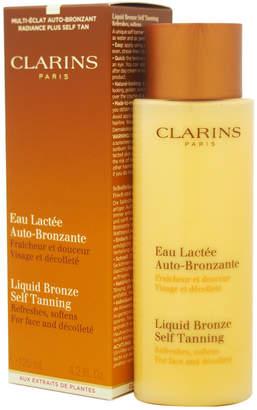 Clarins 4.2Oz Liquid Bronze Self-Tanner