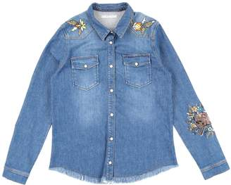 Zadig & Voltaire Denim shirts - Item 42708639JR