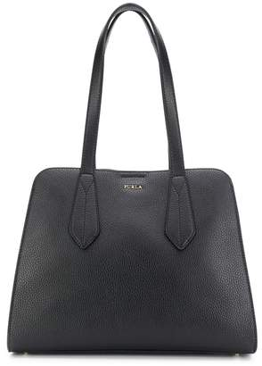 Furla Diletta maxi satchel tote bag