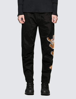 MHI Tiger Style Woven Track Pants