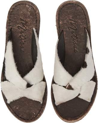 Matisse Alamosa Genuine Calf Hair Sandal
