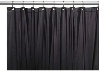 Ben and Jonah Vinyl 5 Gauge Shower Curtain Liner with Metal Grommets
