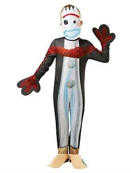 Deerfield Forky Deluxe Costume Small