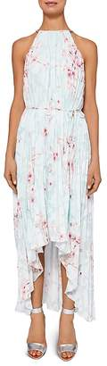 Ted Baker Aureila Soft Blossom High/Low Dress
