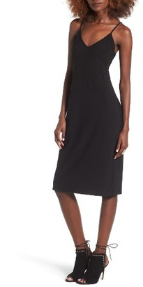 Women's Leith Cami Slipdress $55 thestylecure.com