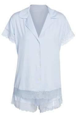 Eberjey Malou Short Sleeve PJ Set