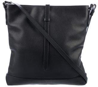 Tomas Maier Grained Leather Crossbody Bag