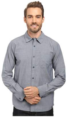 Smartwool Summit County Chambray Long Sleeve Shirt Men's Clothing