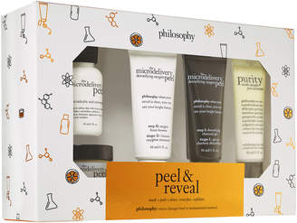 philosophy Peel and Reveal Kit