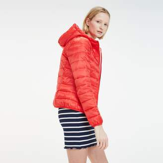 Tommy Hilfiger Quilted Zip Thru