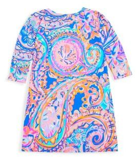 Lilly Pulitzer Toddler's,Little Girl's & Girl's Printed Dress