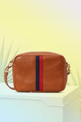 Clare Vivier Leather Midi crossbody bag